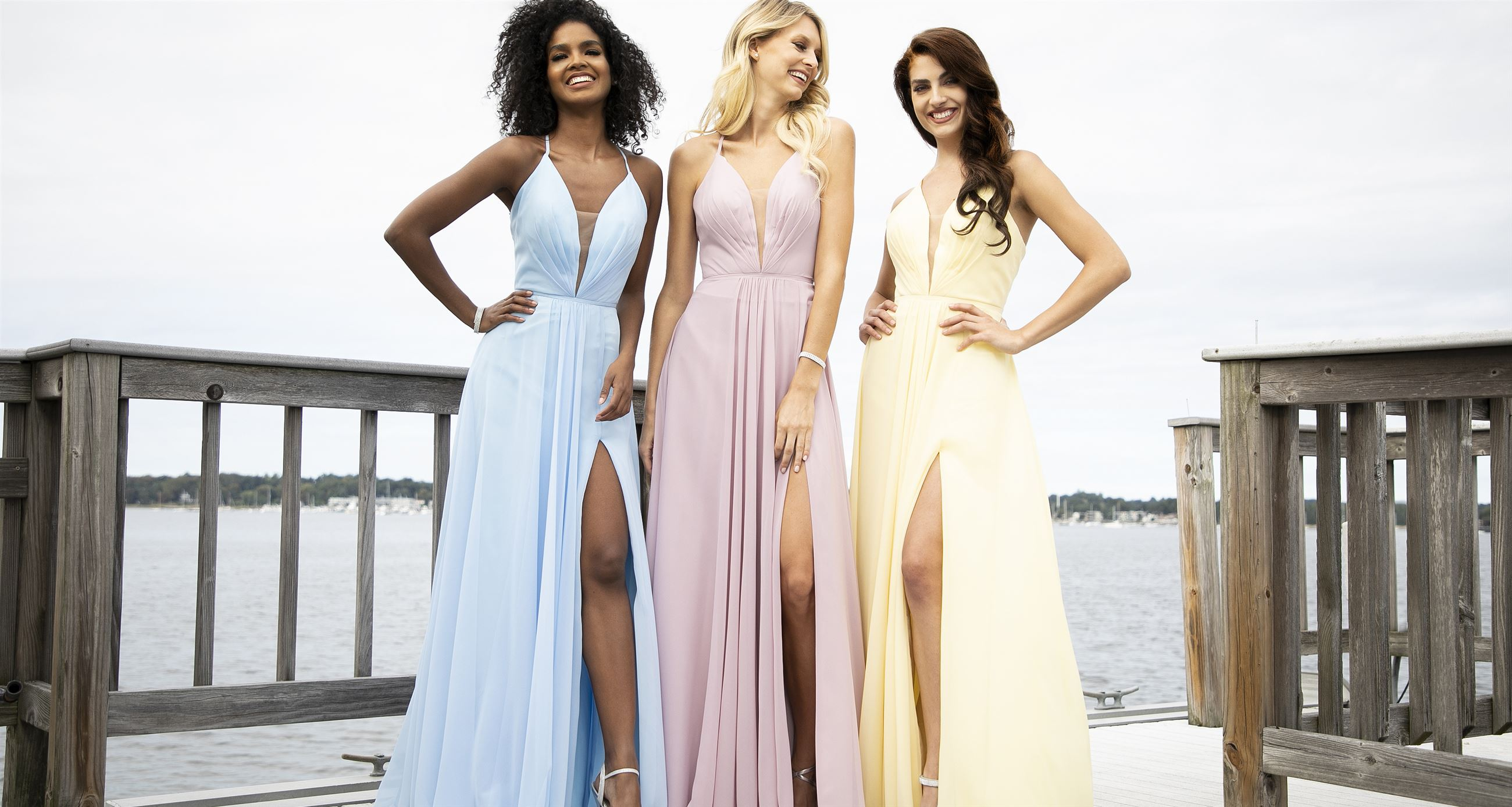 pastel prom dresses from faviana at all the rage in virginia beach